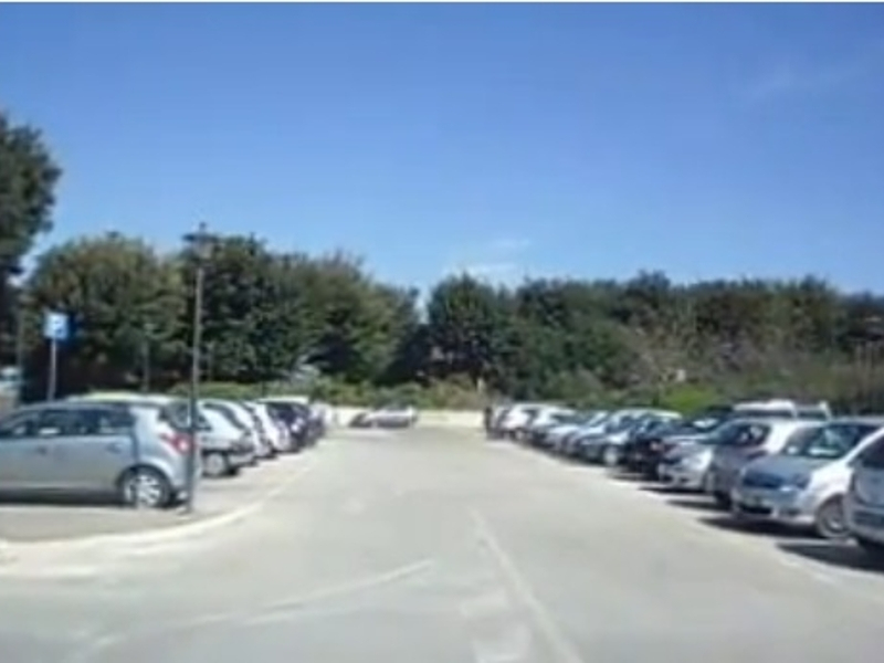 parcheggio via consalvi