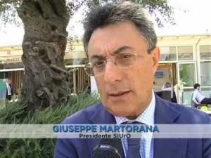 Giuseppe Martorana, presidente SIU