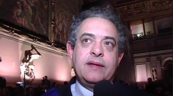 Andrea Barducci (PD), presidente della Provincia di Firenze