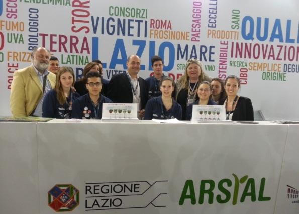 Nicola Zingaretti a Vinitaly