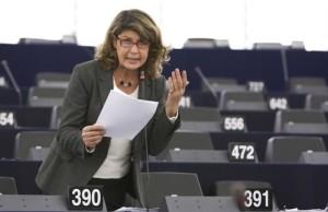 L'Europarlamentare Silvia Costa