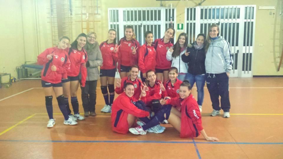 under_16_camilla_chiodi_2013_2014_polisportiva_borghesiana