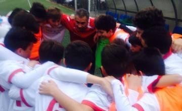 Stefano Speziale parla della scuola calcio dell'Atletico Monteporzio
