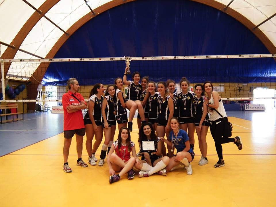 campionesse_under_16_sporting_pavona_2014_2015