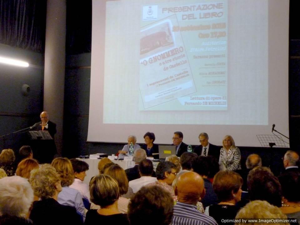 presentazione_o_gnommero_e_atre_storie_de_castello