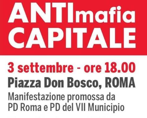 #antimafiacapitale