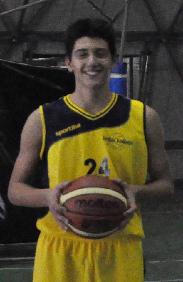 Basket, Lorenzo Marinelli della Virtus Velletri