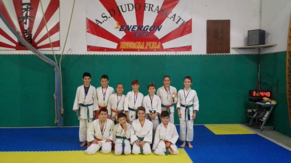 judo_frascati_il_gruppo_dei_fanciulli_e_dei_ragazzi_a_monterotondo