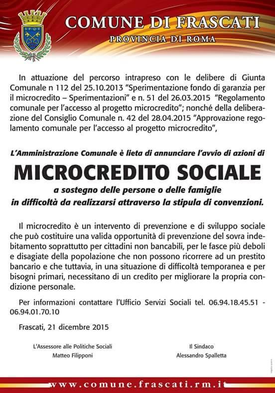 microcreditosocialefrascati