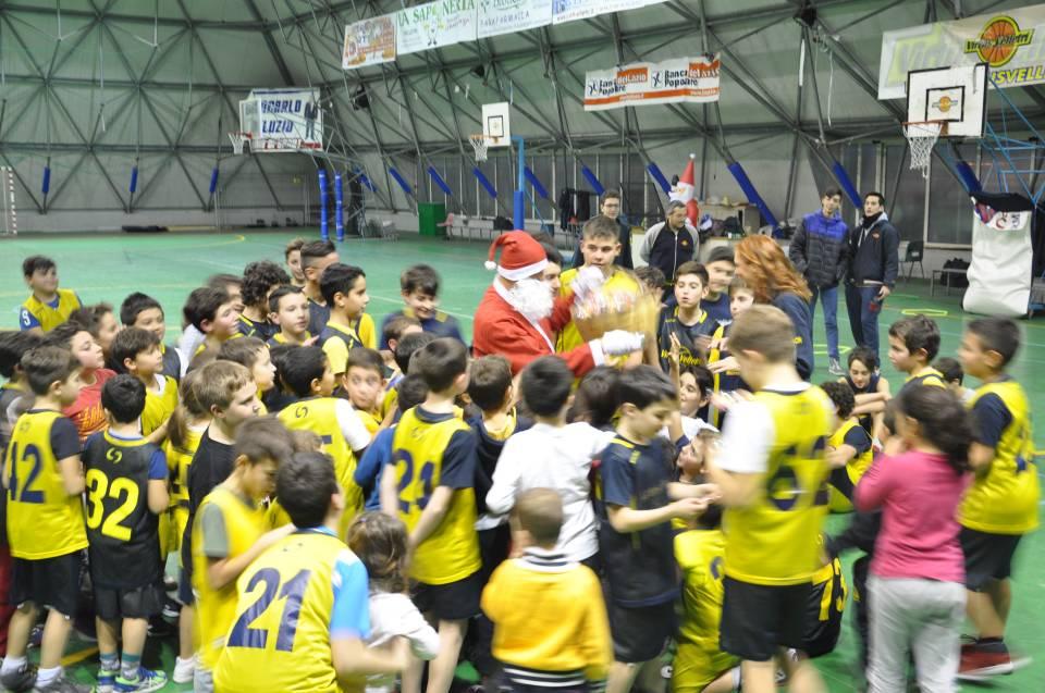 Festa Natale Virtus Velletri 2015 - 2
