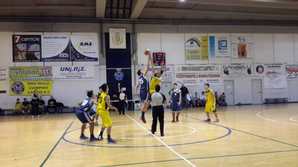 Virtus Velletri - Under 18 Stagione 2015-2016