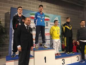 Francesco Leoni medaglia d'oro