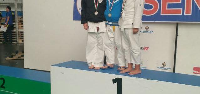 Al Toukon Velletri il trofeo di karate Children Cup 2016