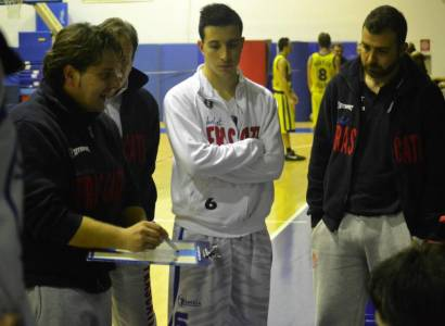 Basket Frascati, per la serie C Silver iniziano bene i play off