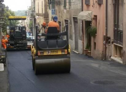 Zagarolo, conclusi i lavori del tratto fognario in Via Calandrelli