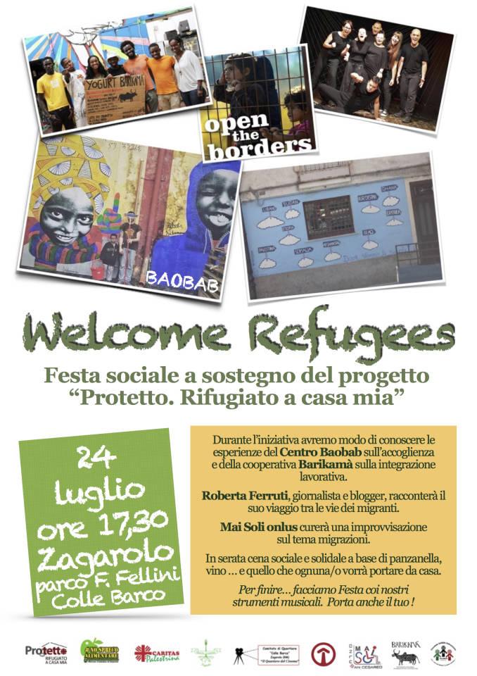 welcomerefugeeszagarolo
