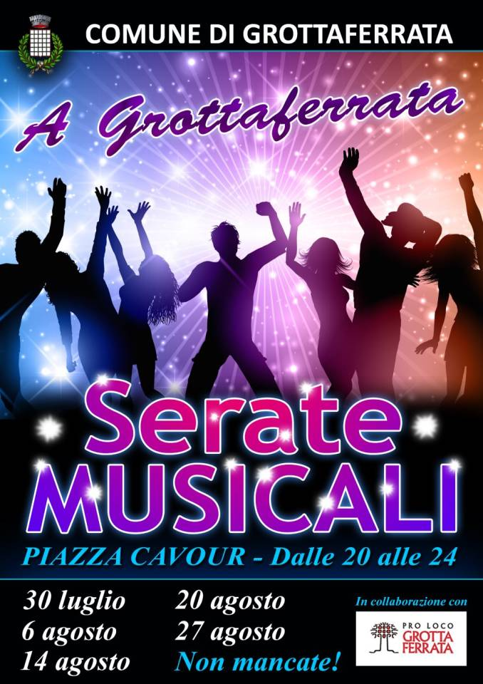 seratemusicaligrottaferrata