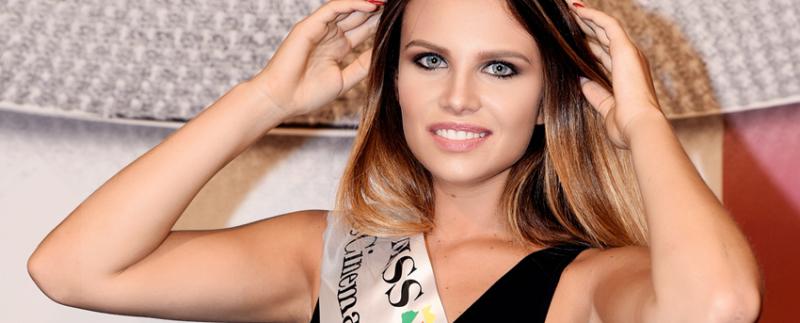 E' Alessia Russo Miss Cinema Lazio 2016