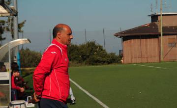 """Ferri (Asd Frascati Calcio), """"C'è ancora molto da lavorare"""""""