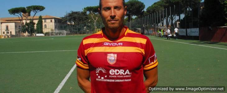"""Rocchi (Asd Frascati Calcio), """"Sfruttiamo l'entusiasmo della vittoria di coppa"""""""