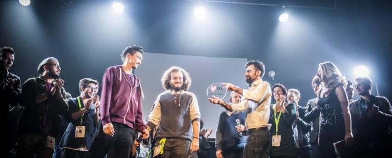 Il Branco vince il Festival dei Castelli Romani 2016