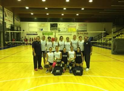 Marino, Modo Volley de Settesoli riprova in B2