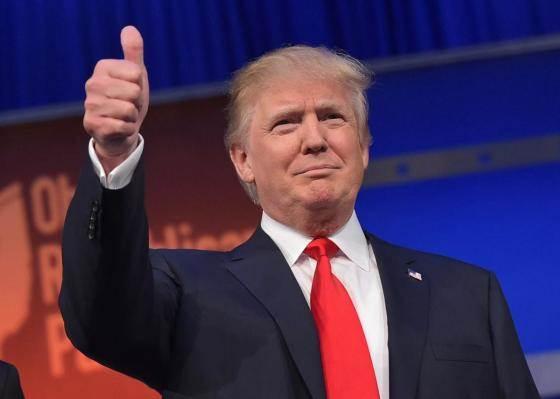 #MetaUsa2016 Trump è il nuovo Presidente