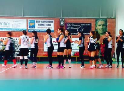 Vsg, battuto il Rosa Volley nel Femminile Uisp
