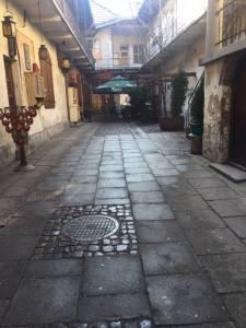 Ghetto ebraico a Cracovia (foto Claudia Fiordalice)