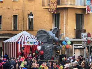 Carnevale 2017 Frascati, 19 febbraio