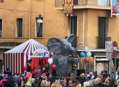 Carnevale 2017 Frascati, al Mercato Coperto Pulcinella a spasso per il Mondo