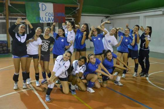 Ssd Colonna volley a Cesenatico per l'Eurocamp