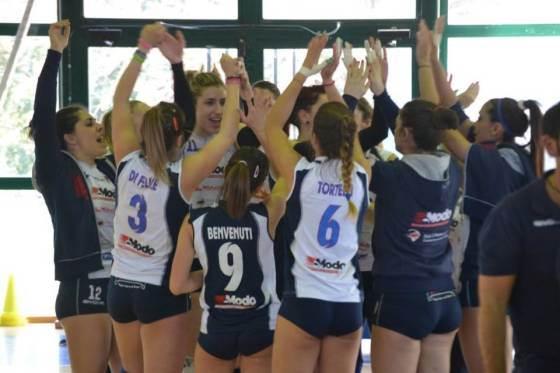 La B2 femminile del Modo Volley De Settesoli è salva