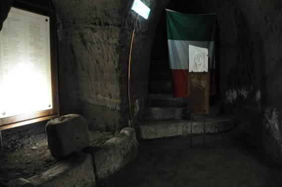 Affidati all'Archeoclub i percorsi sotterranei di Marino