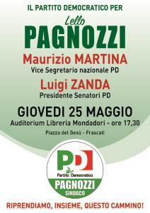 manifesto_25 maggio_pd_frascati