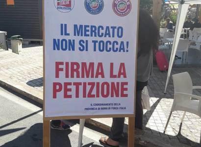 Forza Italia contro la Bolkestein fa tappa a Capena