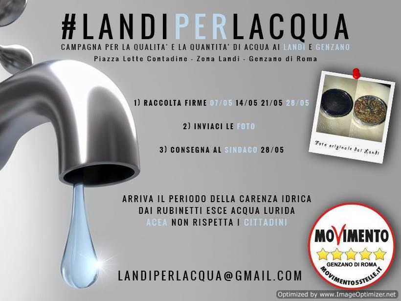 #landiperlacqua