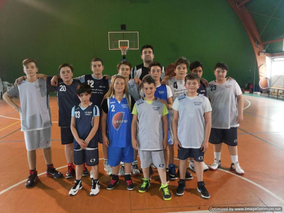 u13basketcolonna