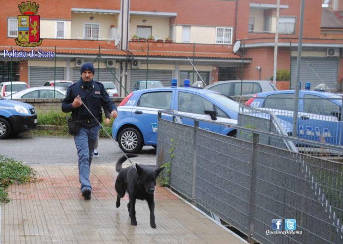 cane_polizia