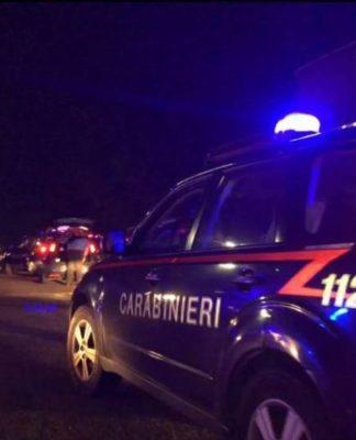 Le fasi delle operazioni dei Carabinieri (1)
