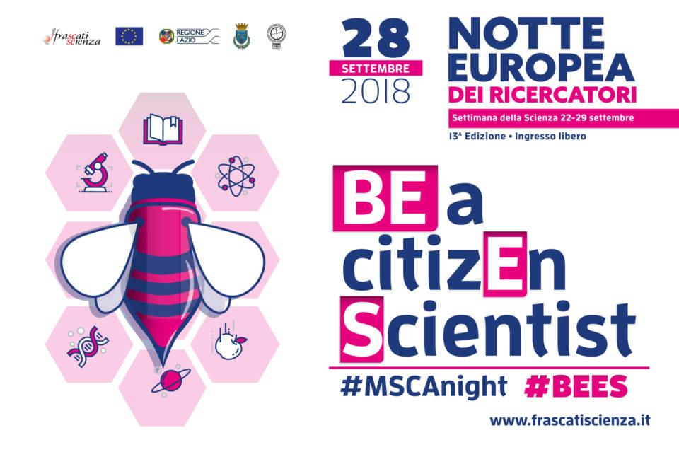 BEES_frascati_scienza