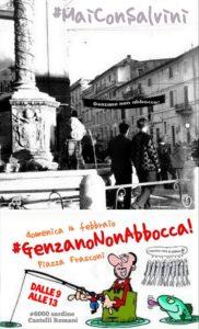 #genzanononabbocca