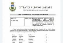 sospensione_tasse_albano