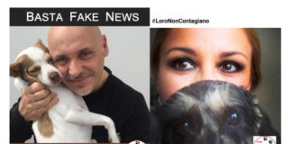 #LoroNonContagiano