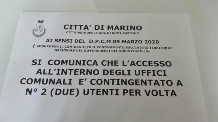 disposizioni_uffici_comunali_marino