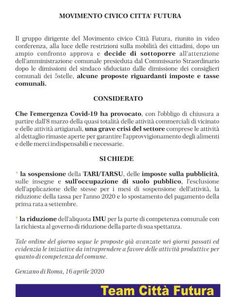 richiesta_sospensione_tasse_locali_citta_futura