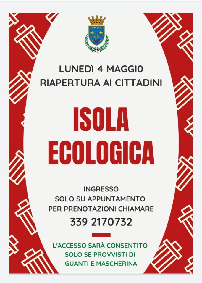 riapertura_isola_ecologica