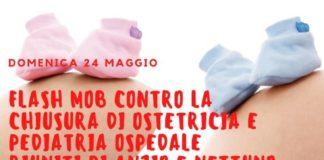 flash_mob_ospedale_anzio_nettuno