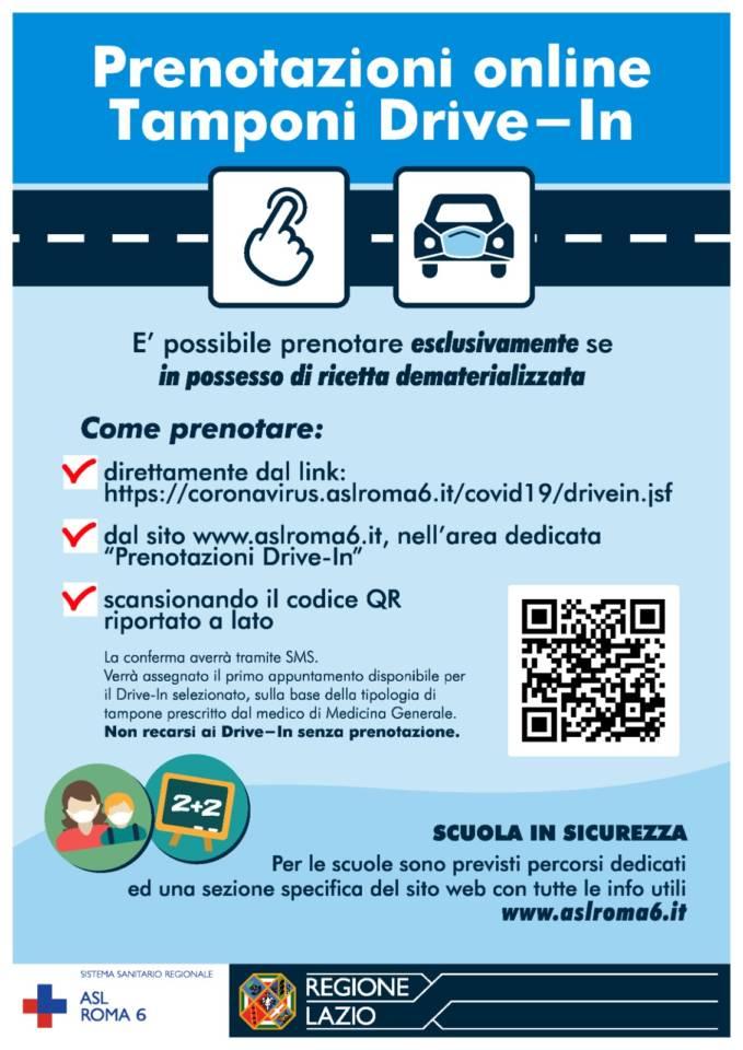 prenotazione_online_tampne_drive_in_asl_rm_6