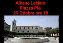 manifestazione_albano_29_10